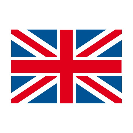 Sticker Londres - Sticker Drapeau anglais