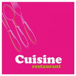 Sticker cuisine - Affiche cuisine