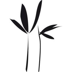 Sticker de bambou - Brin de Bambou