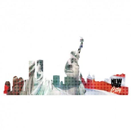 Sticker ville - Sticker New York