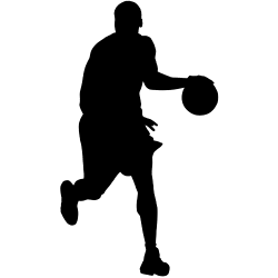 Sticker Basket - Joueur n 5