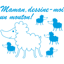 Stickers moutons - Dessine-moi ...