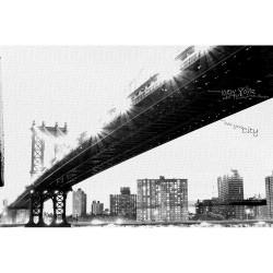 Tableau photo - Pont New York