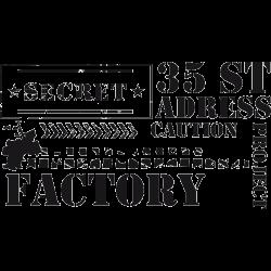 stickers industriel et loft d co industrielle style atelier meubles et murs ambiance live. Black Bedroom Furniture Sets. Home Design Ideas