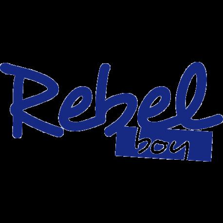 Sticker rebel boy