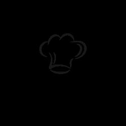 Stickers pour Cuisine - Toqué