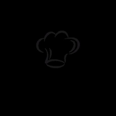Sticker toque pour cuisine