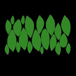 Stickers feuilles pour arbre