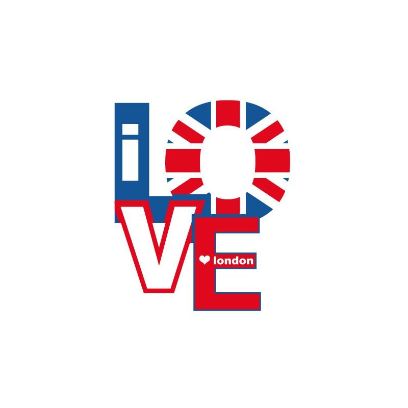 Stickers muraux d coratifs style londres pour enfants - Stickers porte london ...