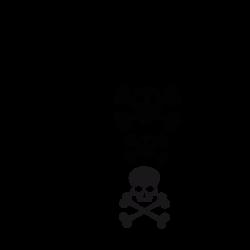 Stickers Pirates Kit 'p'e