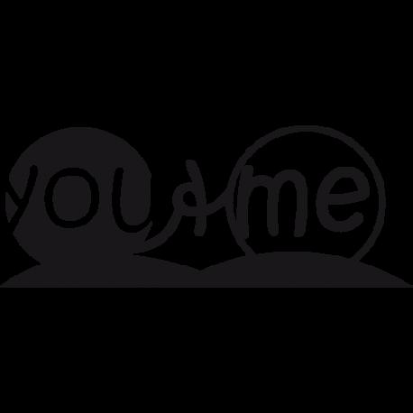 Sticker YouMe