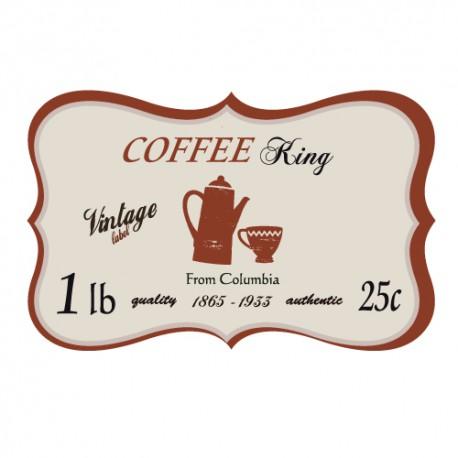 Sticker plaque de cuisine