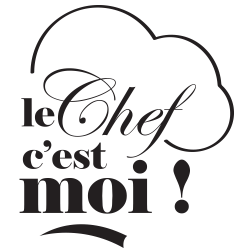 Sticker toque chef de cuisine