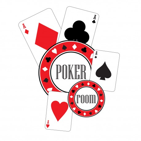 Sticker Poker Room