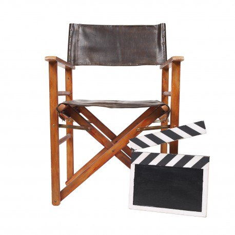 Sticker Chaise r'alisateur