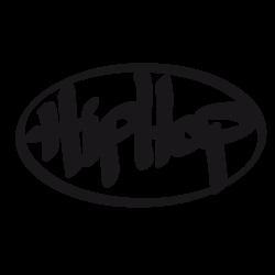 Sticker graffiti hip hop Tag