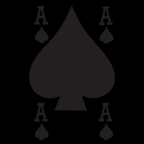 Sticker Frigo carte