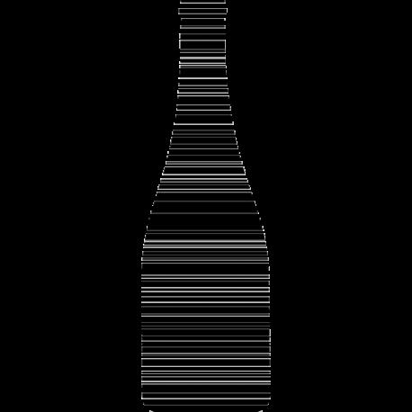 Sticker meuble- Bouteille Code Barre