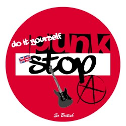 Sticker Ado - Sticker Punk
