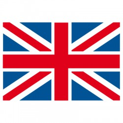 Sticker Londres - Sticker Drapeau anglais