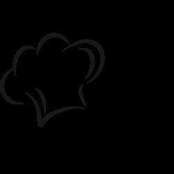 Stickers pour cuisine - Les 2 toques