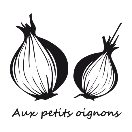 Stickers cuisine : Aux petits oignons