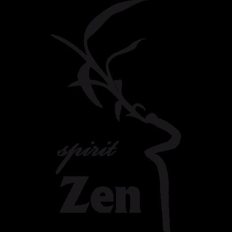 Stickers zen avec bambou