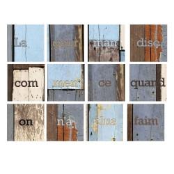 stickers carrelages des carreaux adh sifs pour la maison par d cor c bo. Black Bedroom Furniture Sets. Home Design Ideas
