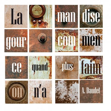 Stickers carrelage de cuisine