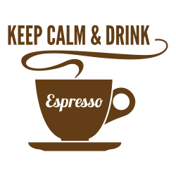 Sticker expresso