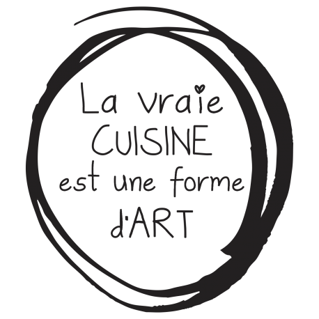 Stickers citation cuisine et art