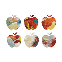 Stickers pommes art