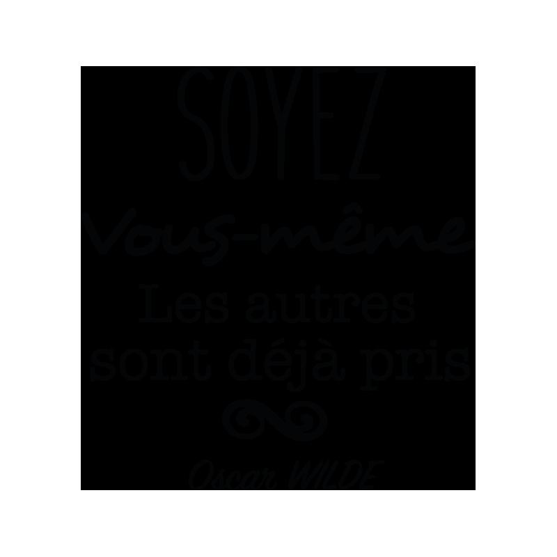 Stickers adh sifs textes pour la maison citation soyez - Loft cetatuia loft transparent en roumanie ...