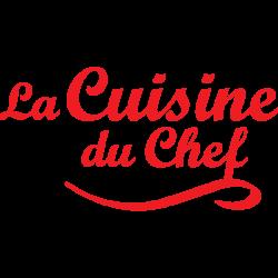 Sticker texte la cuisine du chef