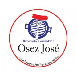Sticker Osez José