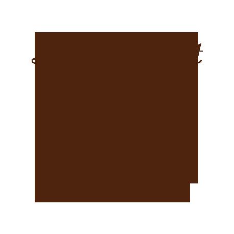 sticker texte sur le chocolat pour cuisine autocollant citation. Black Bedroom Furniture Sets. Home Design Ideas