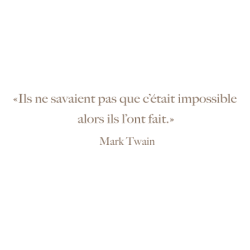 Sticker citation de Mark Twain