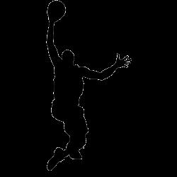 Sticker Basket - Joueur n 3