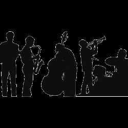 Sticker musique : Jazz
