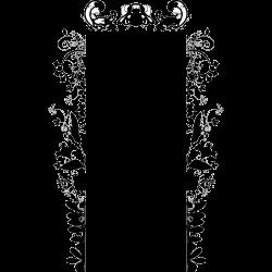 Sticker porte