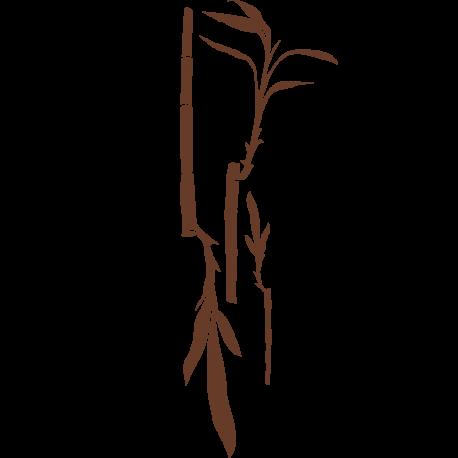 Sticker Deco Bambou 1