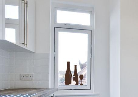 stickers bouteilles et verre sticker vitres de cuisine meuble et mur. Black Bedroom Furniture Sets. Home Design Ideas