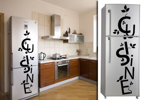 stickers cuisine originaux sticker texte best wines with stickers cuisine originaux idee deco. Black Bedroom Furniture Sets. Home Design Ideas