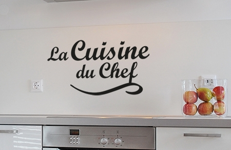 Stickers credence cuisine excellent charmant stickers - Stickers credence cuisine ...